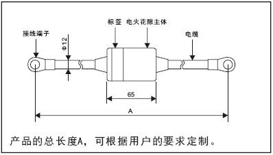 答:电火花打点计时器是一种使用交流电源的计时仪器,实验室中的电火花